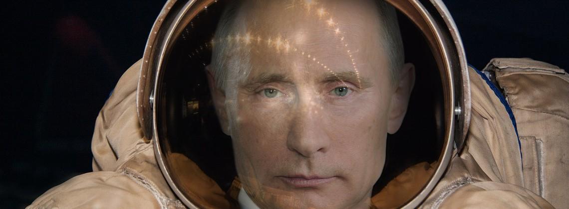 Putin Hitler Vergleiche, Foto: Stefan Schweihofer